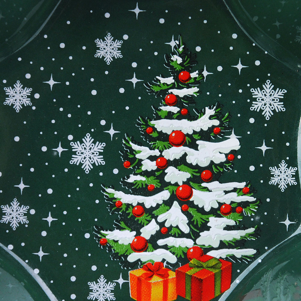 MILLIMI Звезды Салатник круглый 12,5х6см, костяной фарфор
