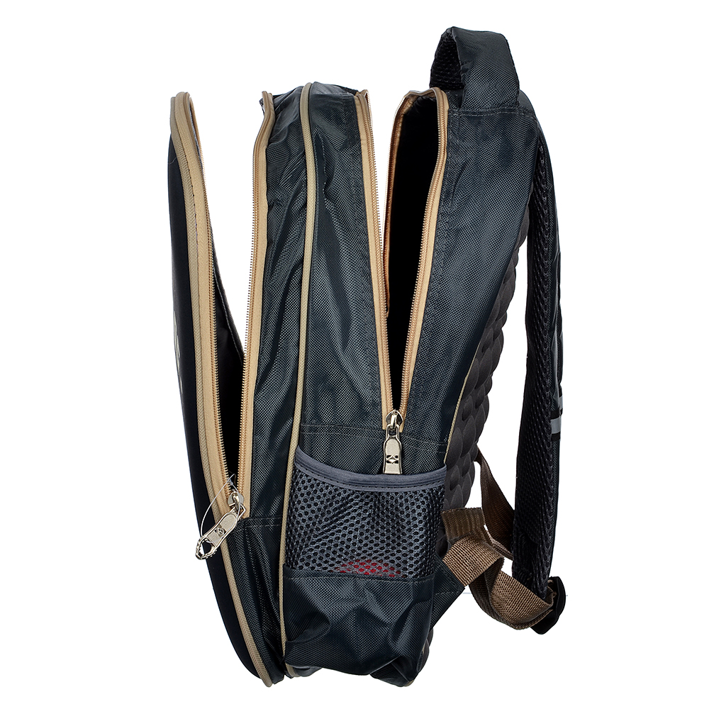 Рюкзак подростковый Файтинг Дог 38x31x16см, 2 отделения, 2 кармана, полиэстер