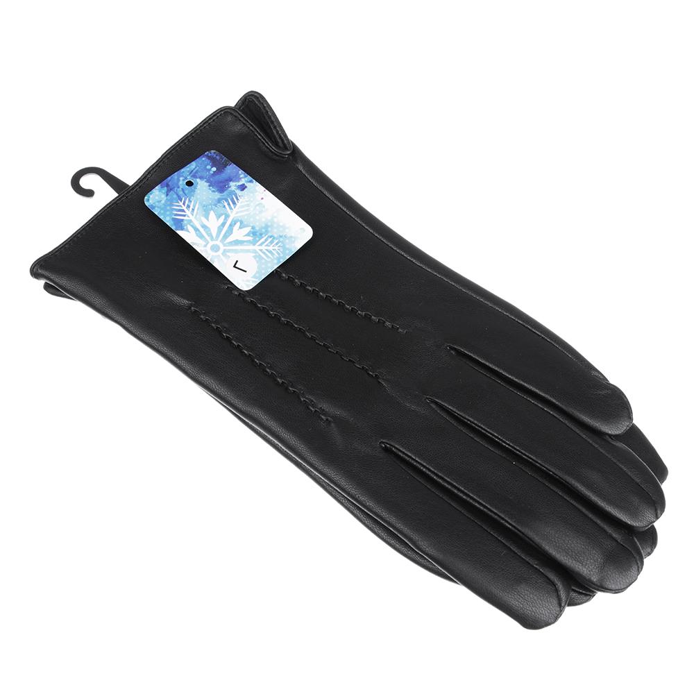 Перчатки мужские, размеры M/L, ПУ, 3 дизайна