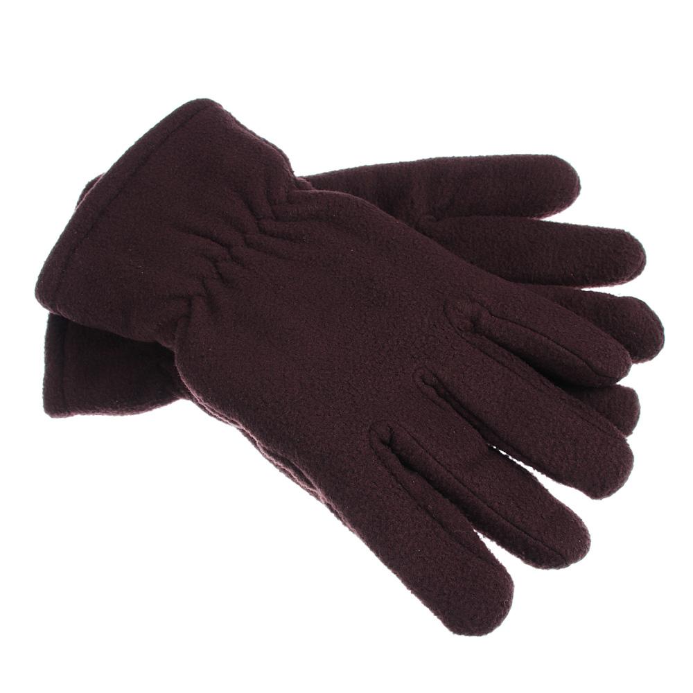 Перчатки мужские, размеры M/L, 100% полиэстер, 3 цвета