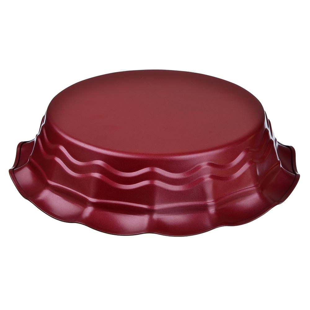 Форма для выпечки d. 27 см SATOSHI, круглая, антипригарное покрытие