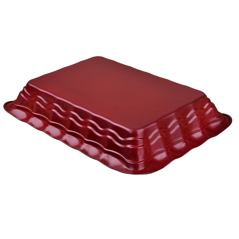Противень глубокий SATOSHI, 38х27,5х6,5 см, антипригарное покрытие