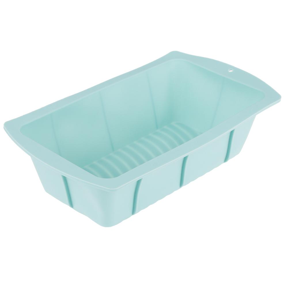 Форма для выпечки VETTA, 22,5x12,5x6 см, силикон ,3 цвета