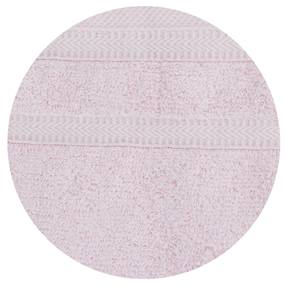 "Полотенце махровое PROVANCE ""Виана"" 50х90см, 100% хлопок, нежно-розовый"