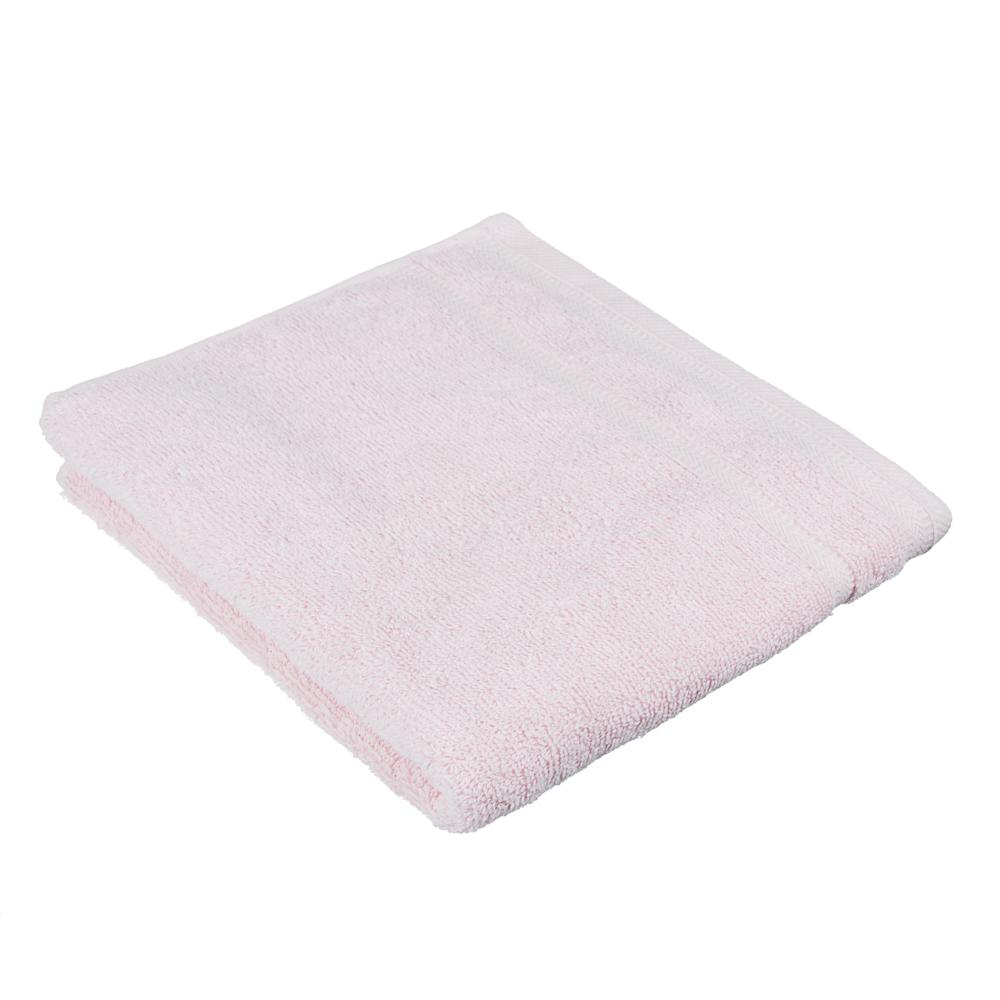 """PROVANCE Полотенце махровое, 100% хлопок, 50х90см, 450гр/м, """"Виана"""" нежно-розовый"""