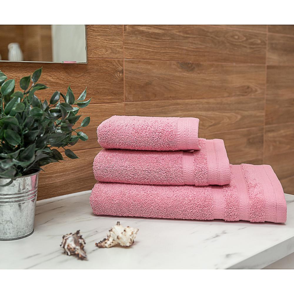 """Полотенце махровое PROVANCE """"Виана, розовые сны"""" 30х70см, 100% хлопок, 2 цвета"""