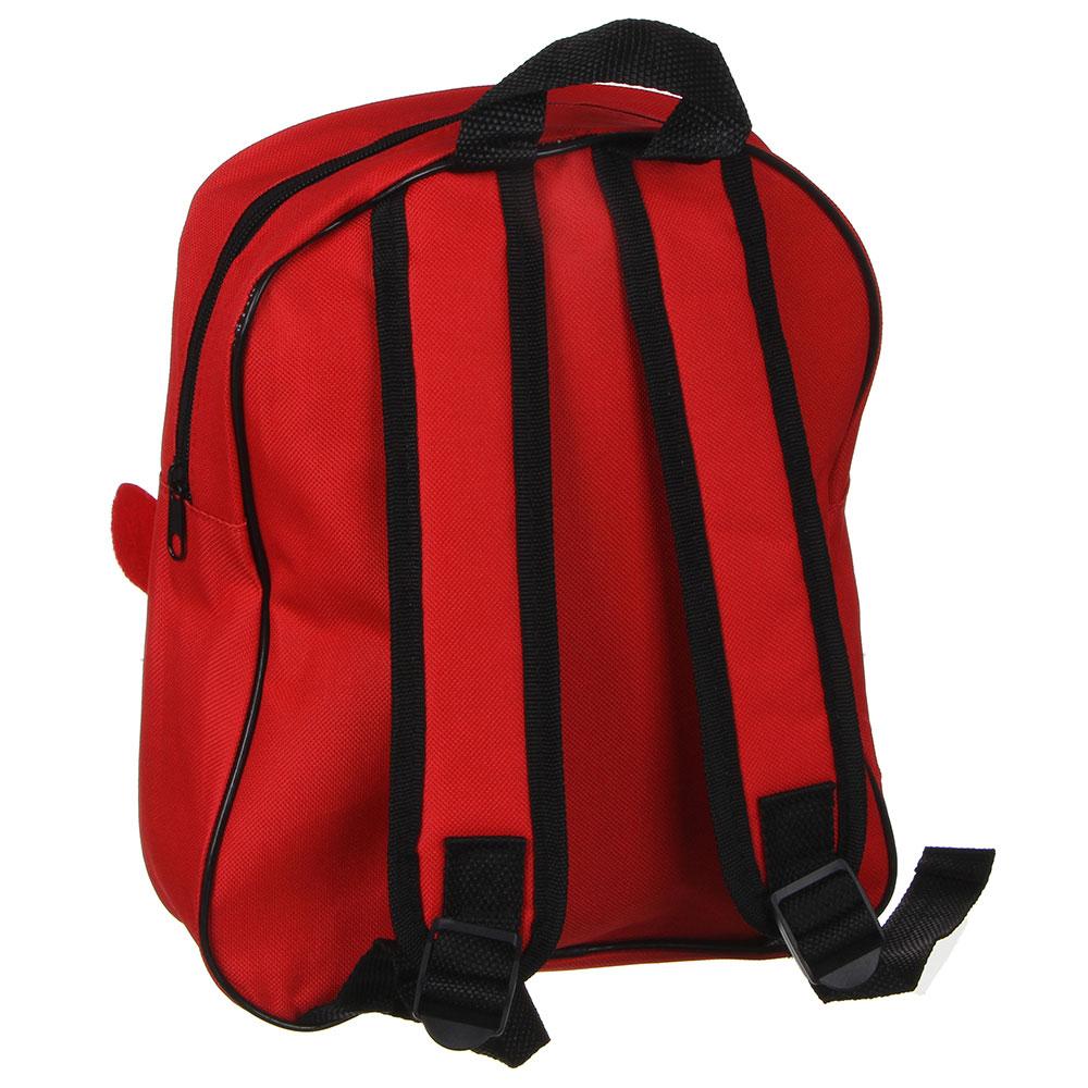 ХОББИХИТ Рюкзак для раскрашивания, 5 фломастеров, полиэстер, пластик, 24х30х9см, 2 дизайна
