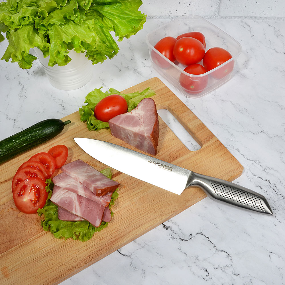 SATOSHI Рэймон Нож кухонный шеф 20см