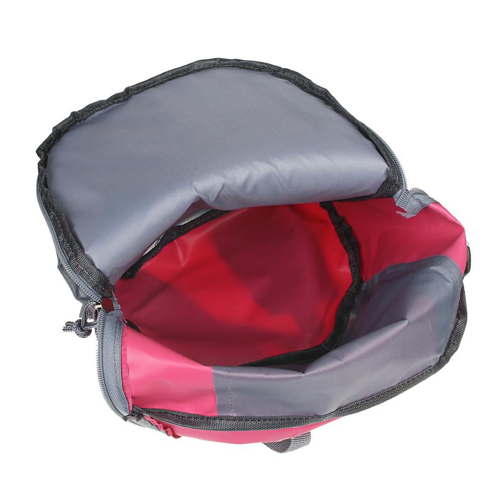 PAVO Рюкзак, ПВХ, 23х40х12см, 4 цвета