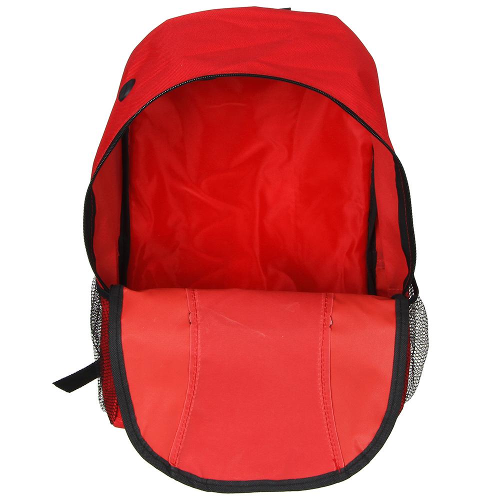 PAVO Рюкзак, полиэстер, 29х43х15см, 2 цвета