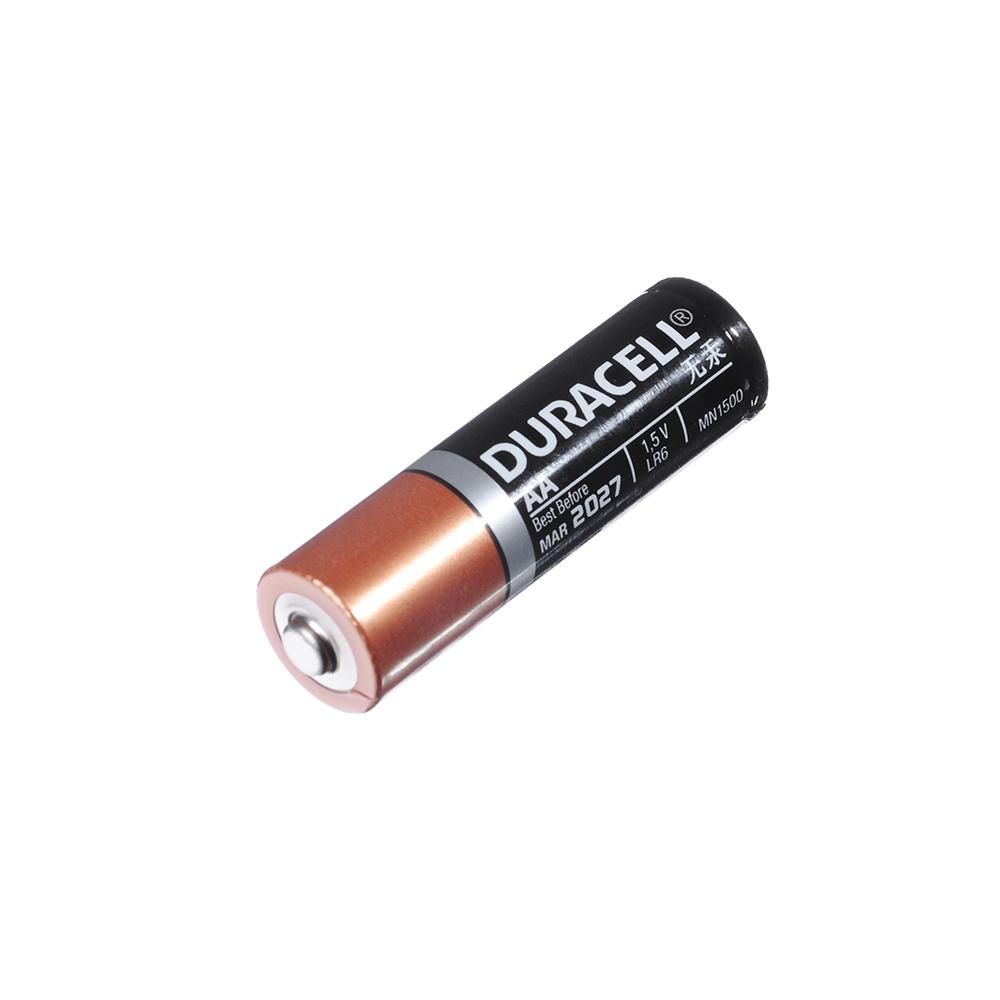 Батарейки DURACELL AA, 2шт, отрывной набор( (6*2) HBDC