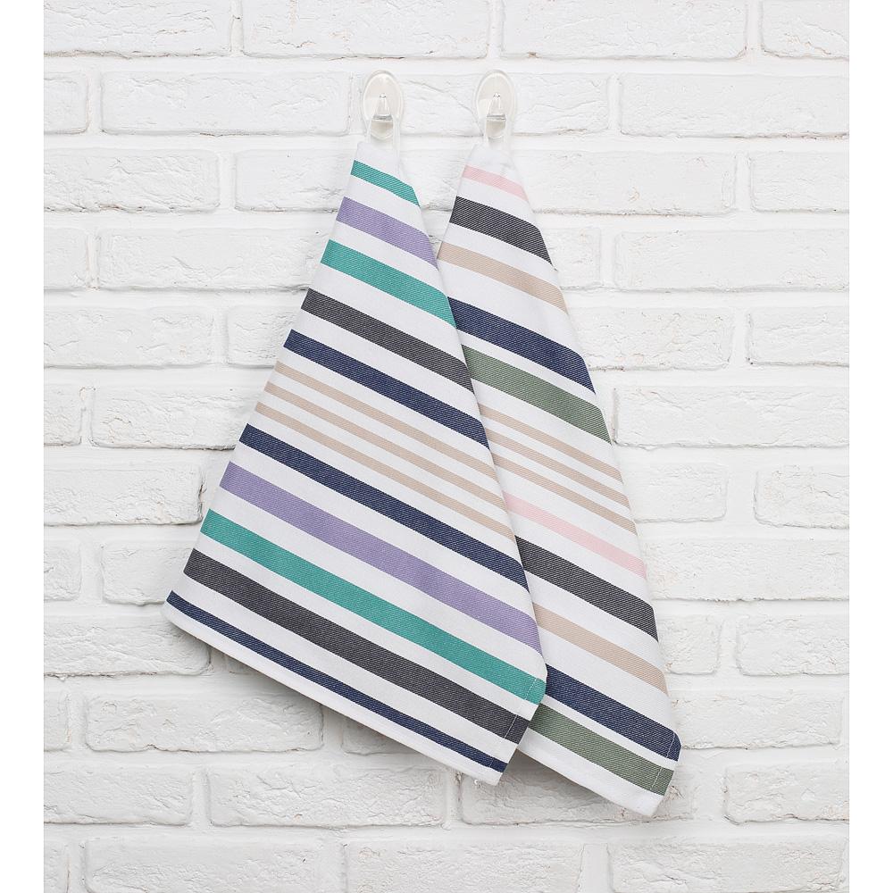 """Кухонное полотенце PROVANCE """"Настроение"""", 100% хлопок, 40х60 см, 2 дизайна"""