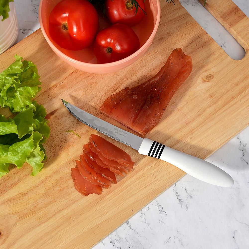 Нож для мяса 12,7 см Tramontina Cor&Cor, 23466/285 (цена за 2 шт.)