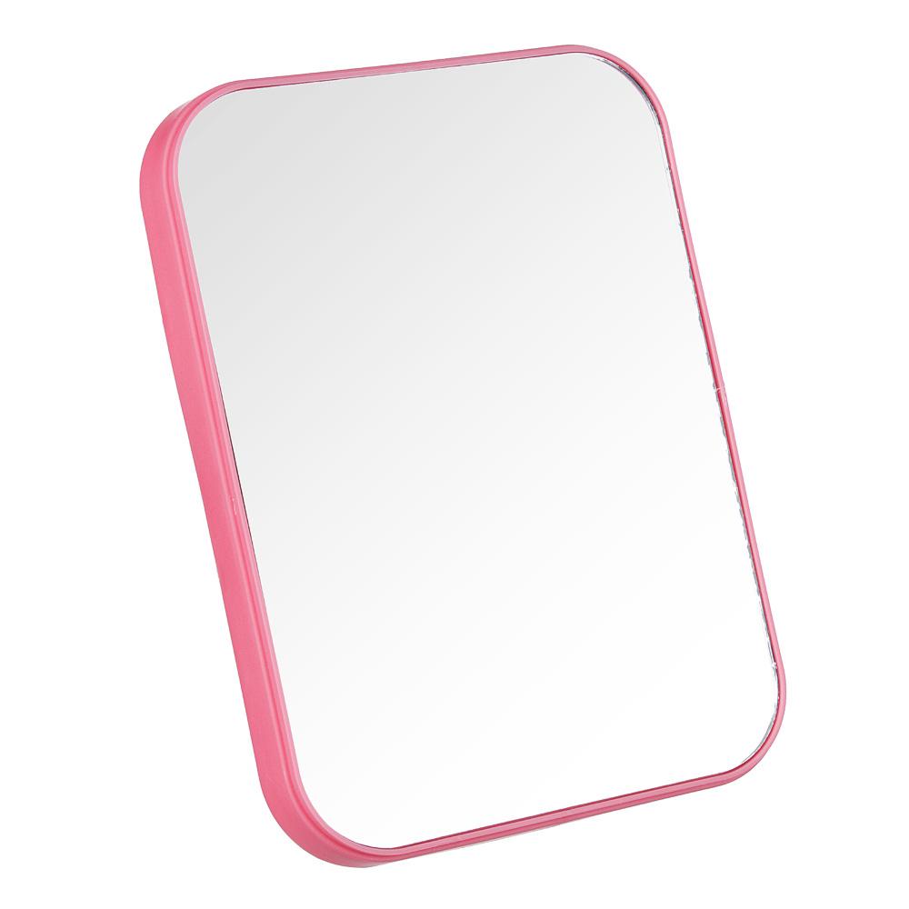 Зеркало настольное ЮниLook, 13х18 см, 4 цвета