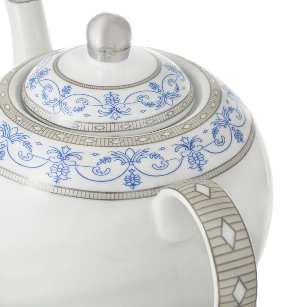 Чайник заварочный Сакура 1000 мл, фарфор