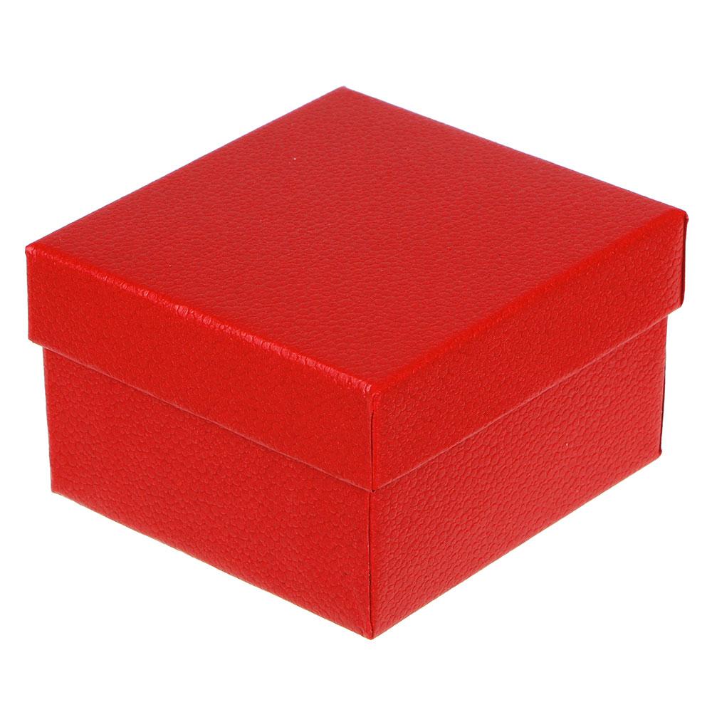 Коробка подарочная, 9х8,5х5,5 см, 3 цвета, арт.2108