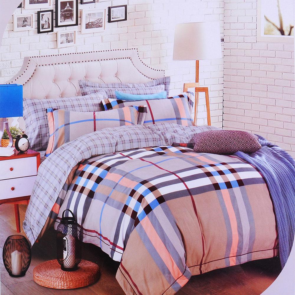 Комплект постельного белья евро PROVANCE поликоттон, 65% ПЭ, 35% хлопок, 8 дизайнов