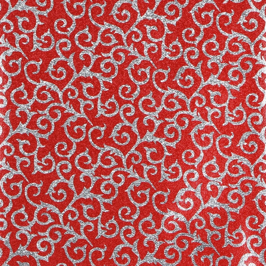 Набор подарочной бумаги 4 шт, 50х70 см, (20х30) 10 цветов