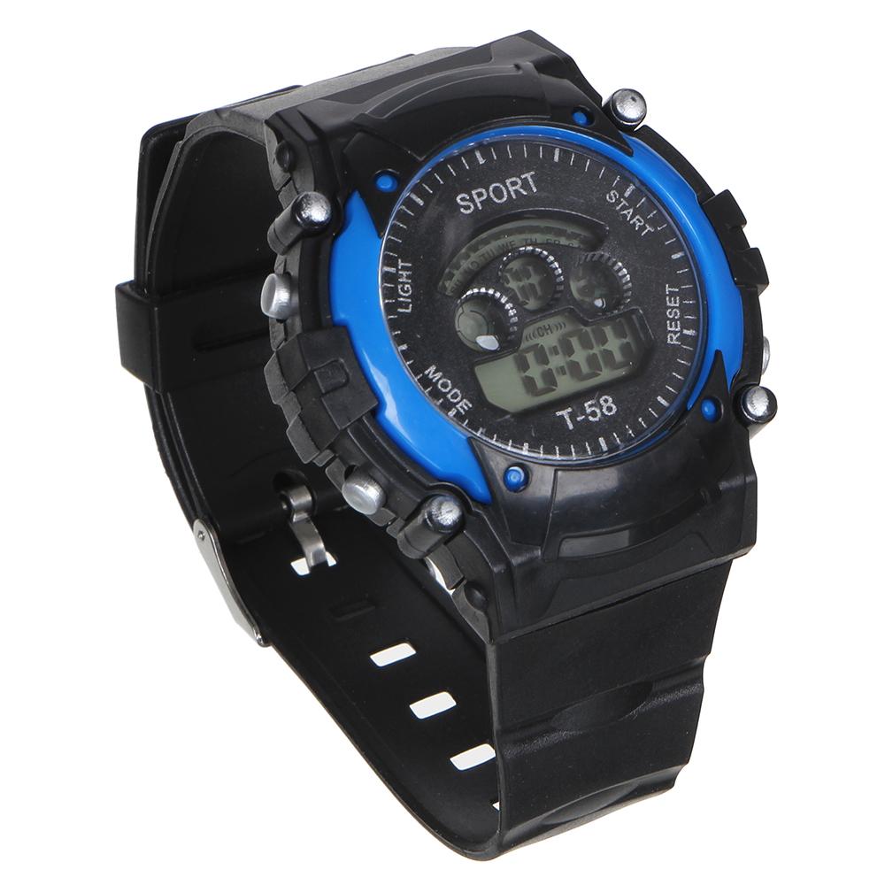 BERIOTTI Часы электронные, 4-6 цветов, тип батарейки AG10, ЧН2019-1