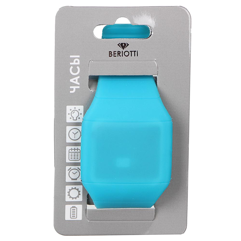 BERIOTTI Часы электронные, 4-6 цветов, тип батарейки 2016, ЧН2019-8
