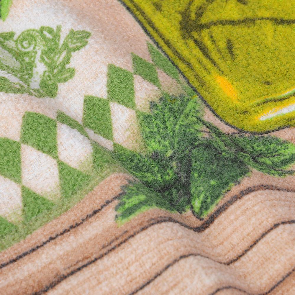 Кухонное полотенце PROVANCE Прованские травы 80% хлопок 20% полиэстер, 38x63см