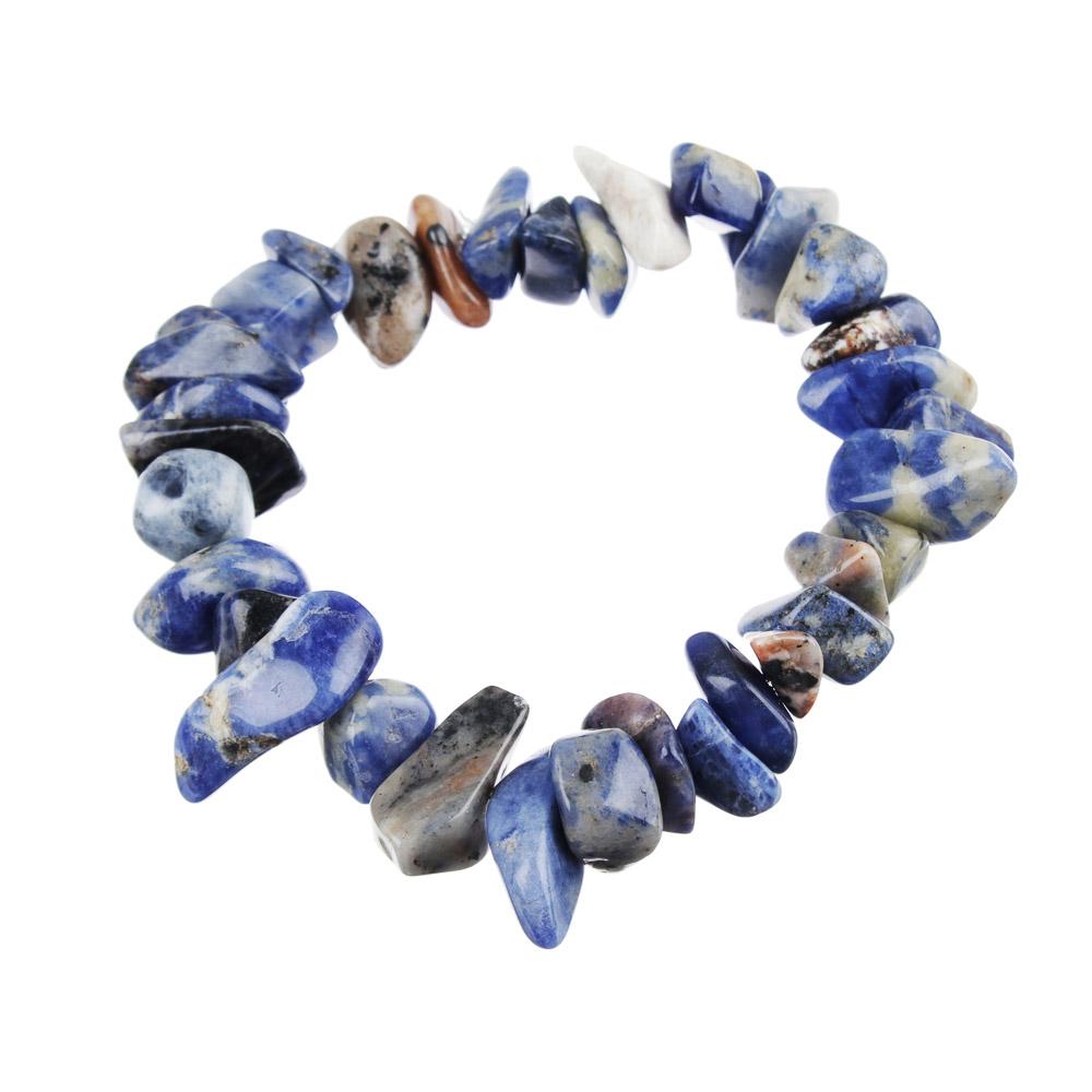 BERIOTTI Стихия Земля Браслет из натурального камня, р-р универсальный, d=18,5см, 2 цвета