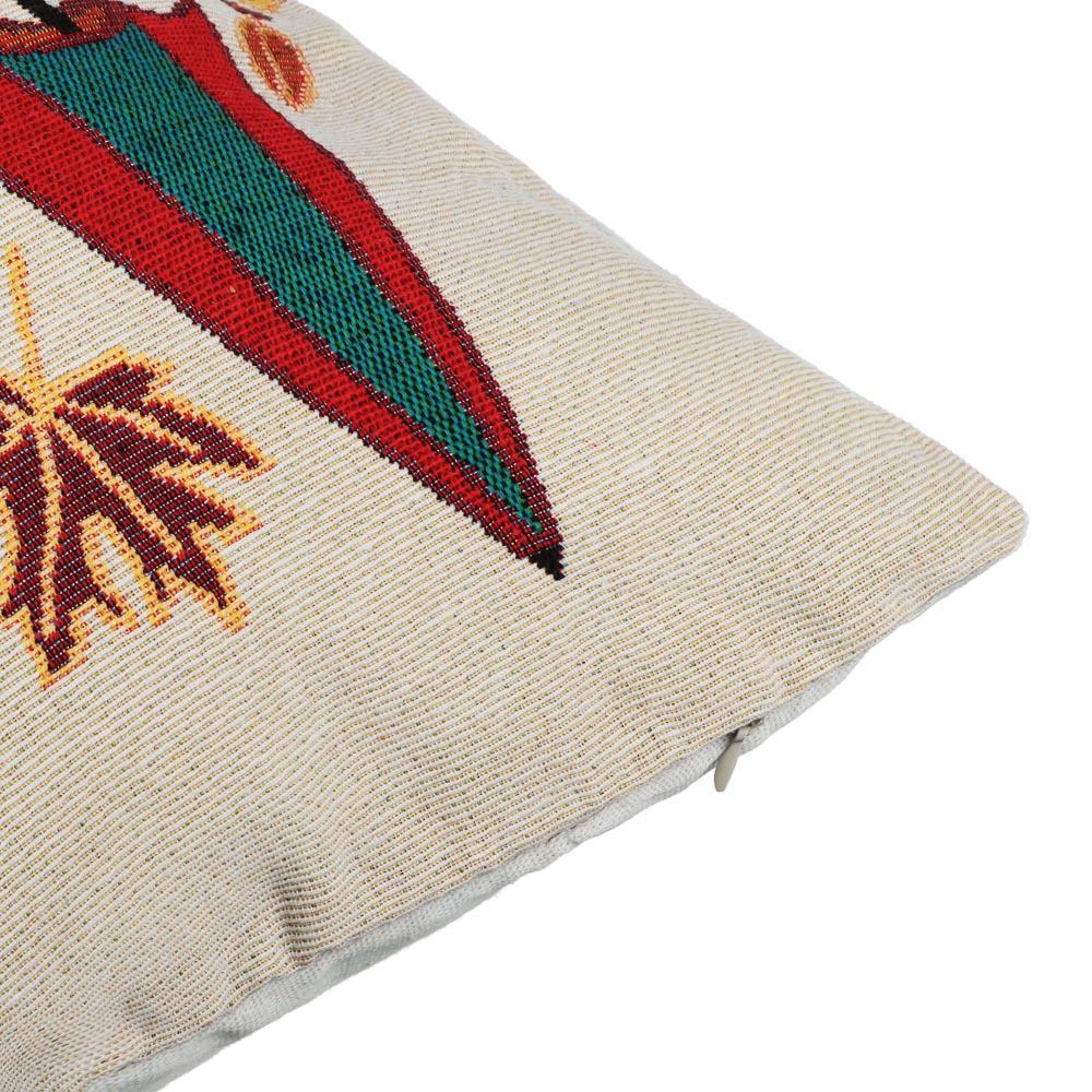 """Наволочка декоративная гобелен PROVANCE """"Совушки"""" 45х45см, полиэстер, 4 дизайна"""