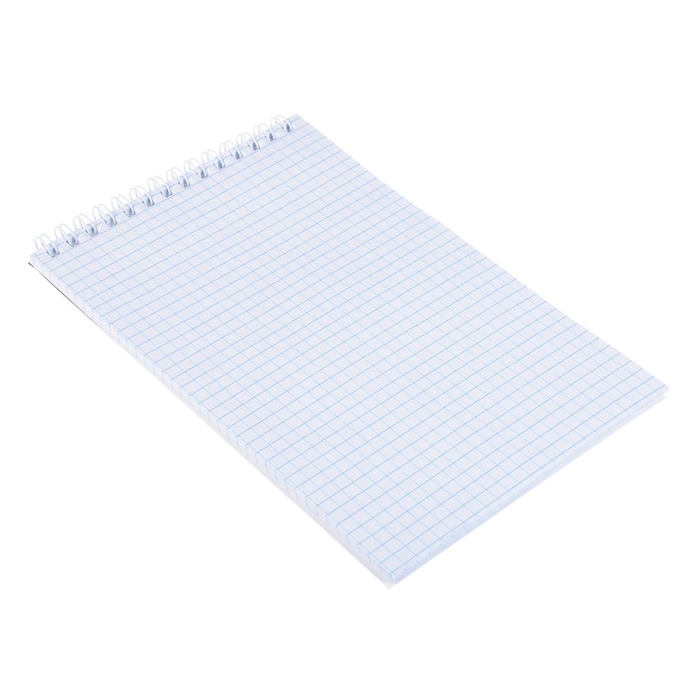 Блокнот А5 40л., офсет, обложка картон, спираль, 3-40-463/3-40-053