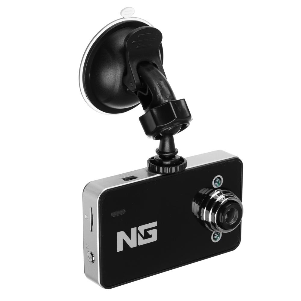 """NEW GALAXY Видеорегистратор HD, 2,2"""", microSD, 12/24В"""