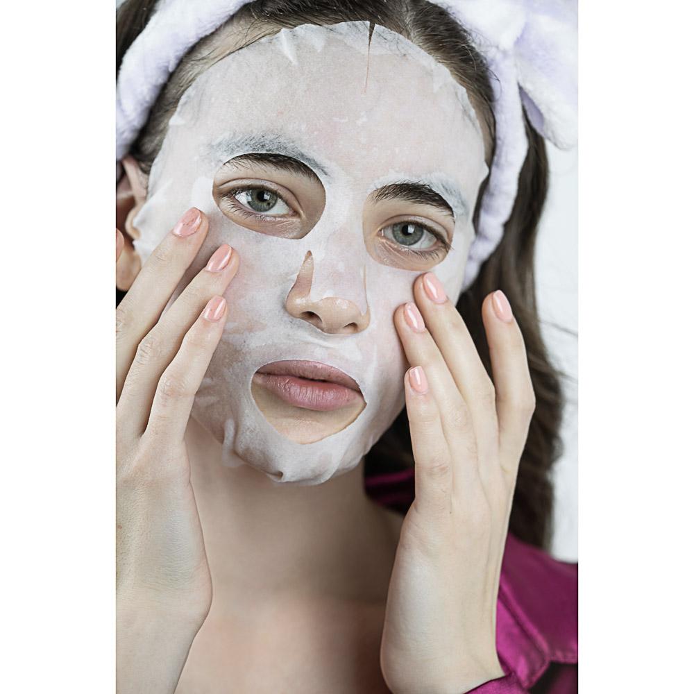 ЮниLook Маска для лица с антиоксидантным эффектом для сияния кожи с гранатом, 22мл
