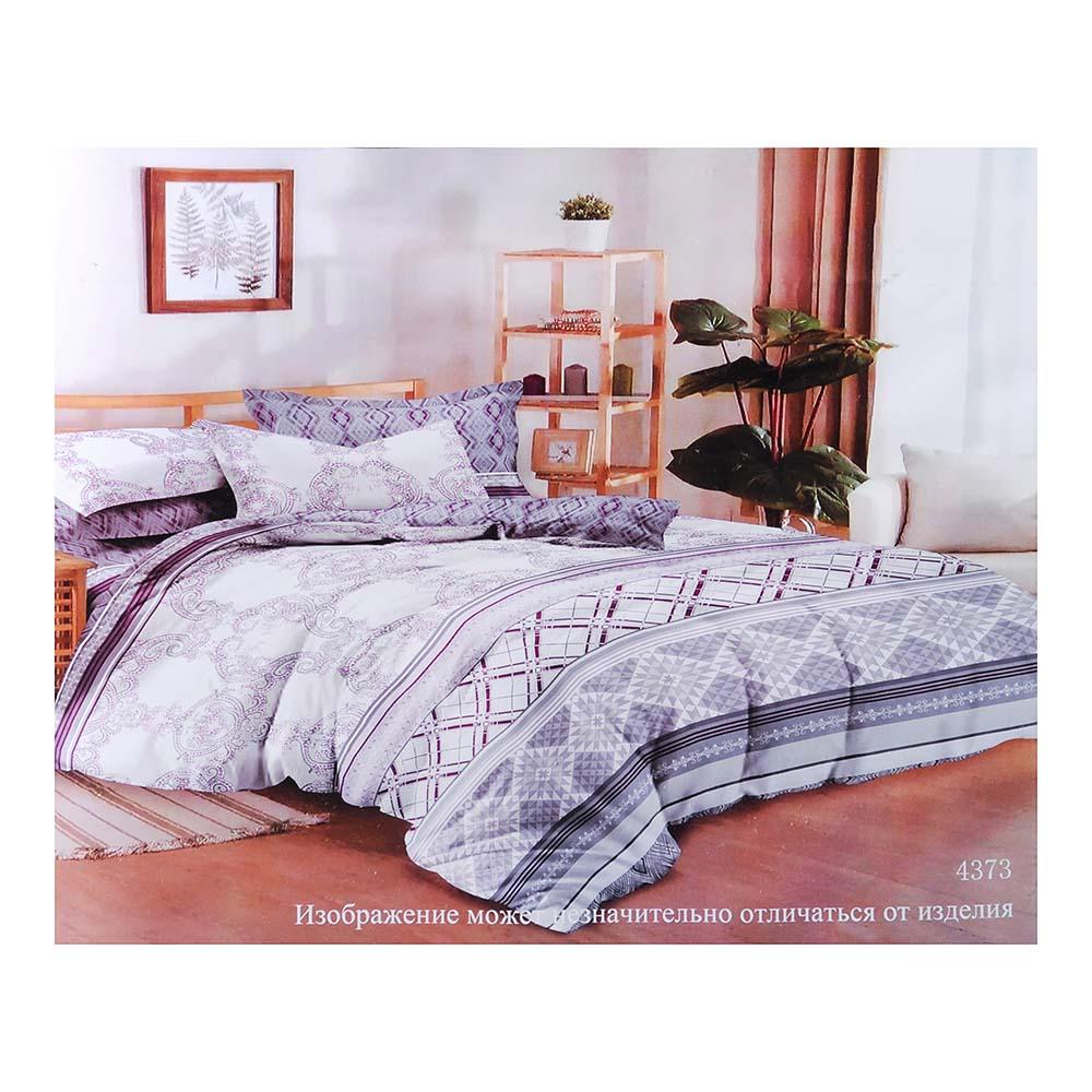 Комплект постельного белья евро PROVANCE полисатин Стандарт, 70г/м2, ПЭ