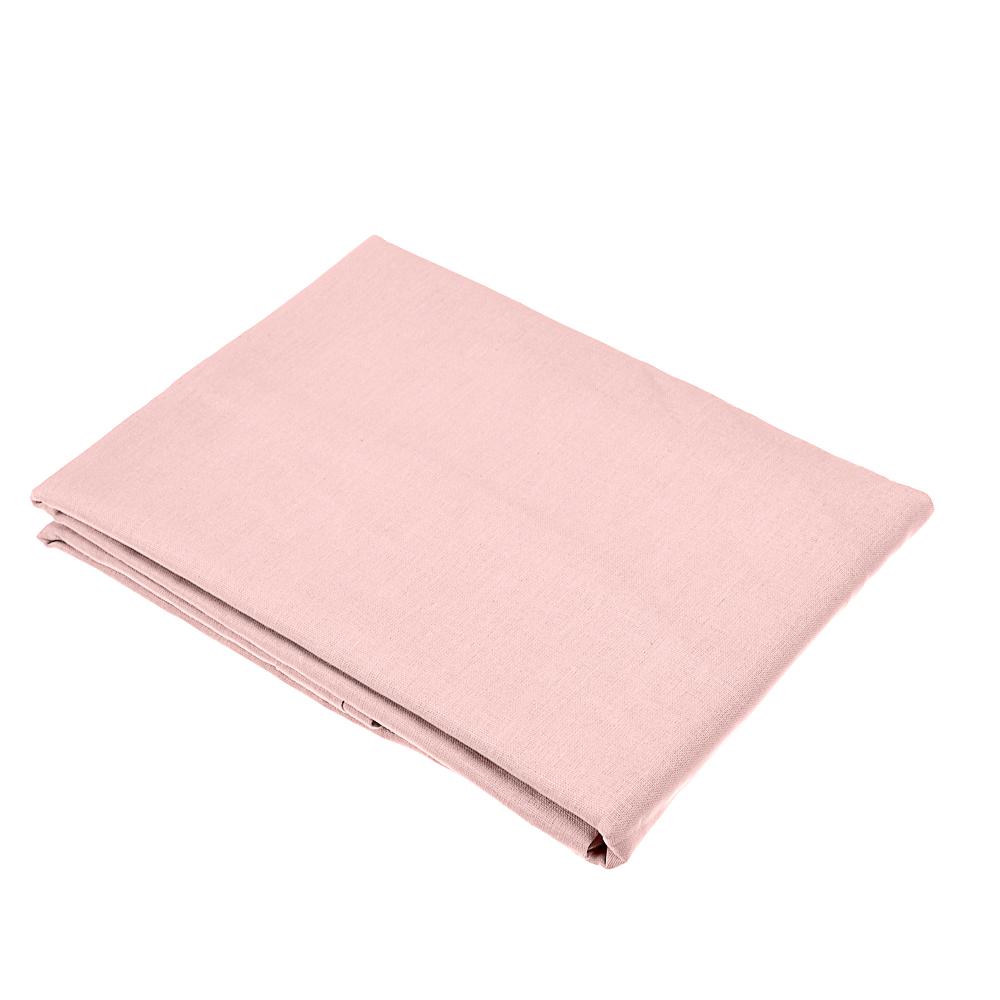Наволочка 70х70 см PROVANCE, хлопок, графит/нежно-розовый