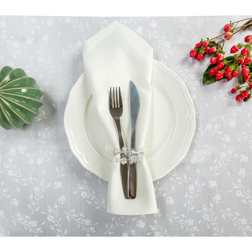 """Скатерть ПВХ PROVANCE  """"Оттенки"""" на текстильной основе, 140х180см, 6 дизайнов"""