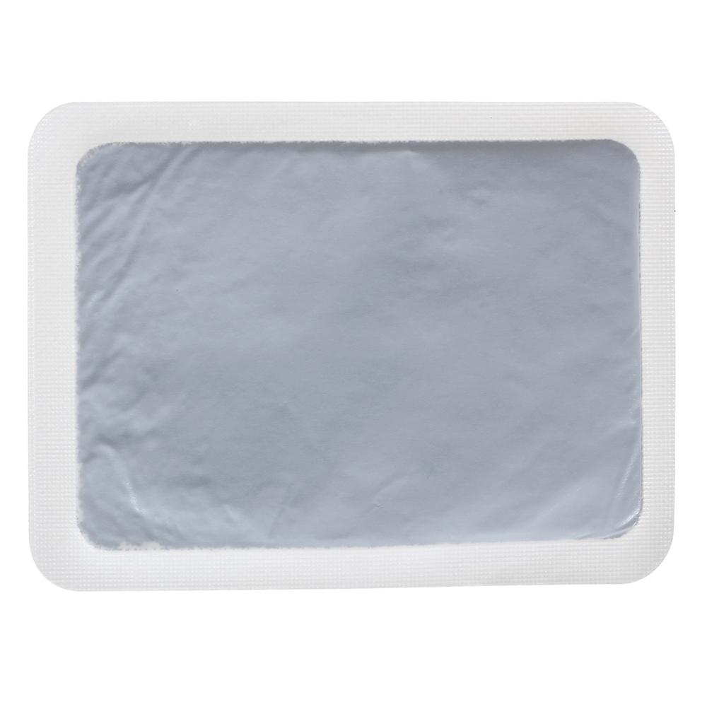 Блок для тела самонагревающийся самоклеящийся, 1шт, нагрев до 7-8 часов, 8,5х12см, PE, соль