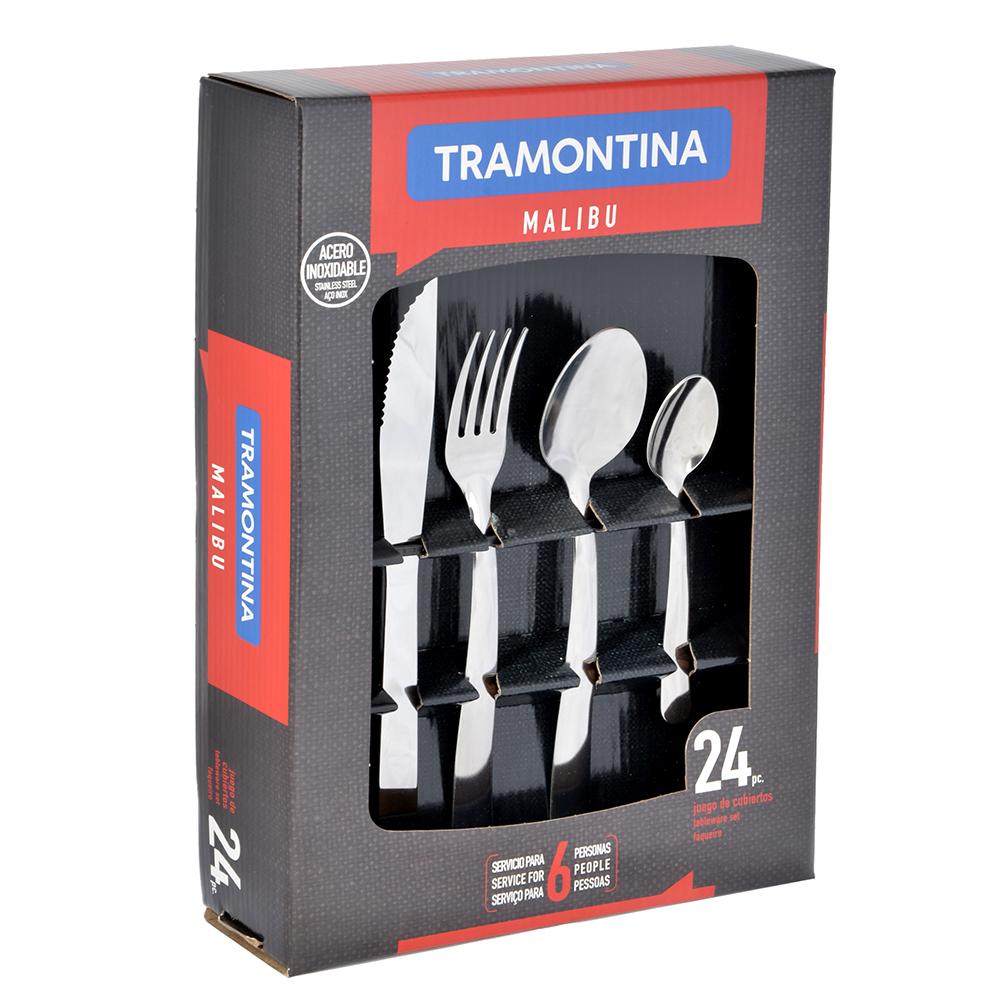 Tramontina Malibu Набор столовых приборов 24пр, 23799/043