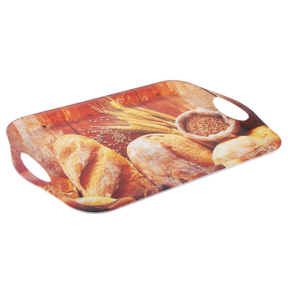VETTA Хлеб Поднос, пластик, 36х26х1,5см