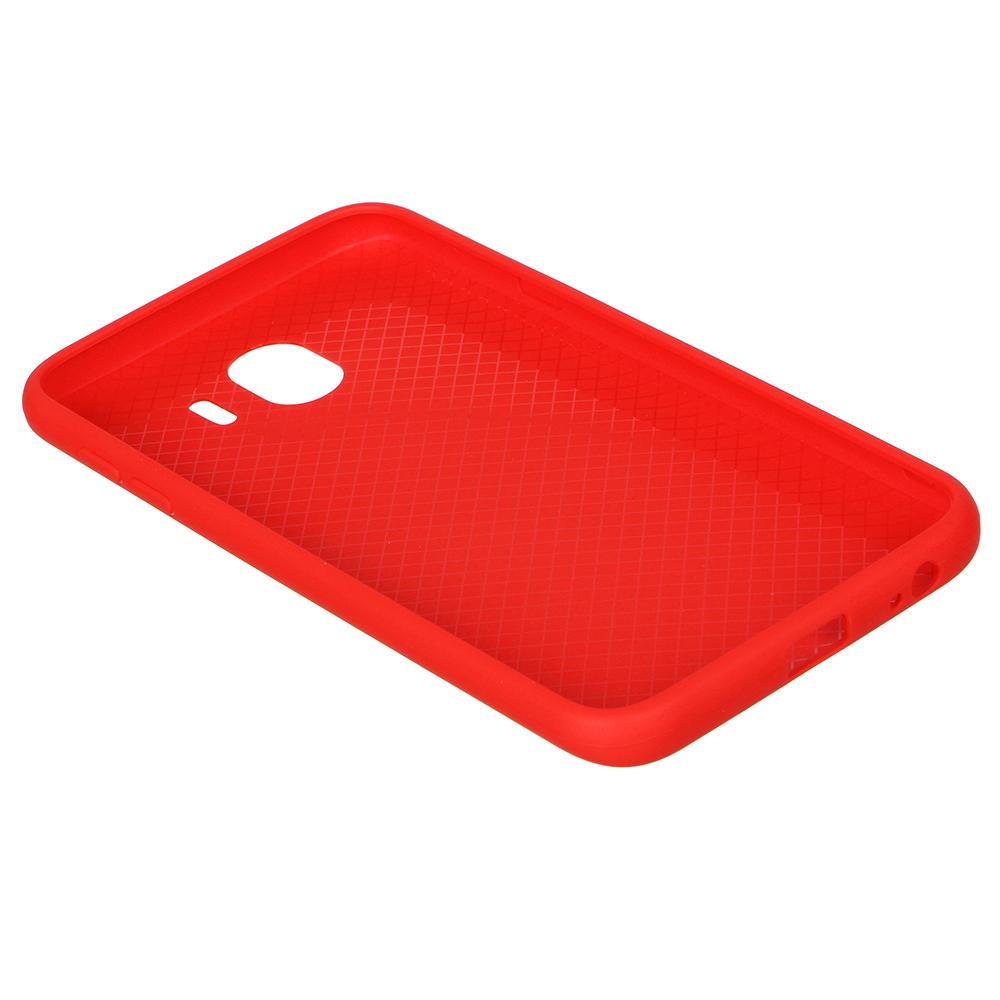 Чехол защитный для телефона, силикон, 4 модели, 4 цвета, ЧМ19-4