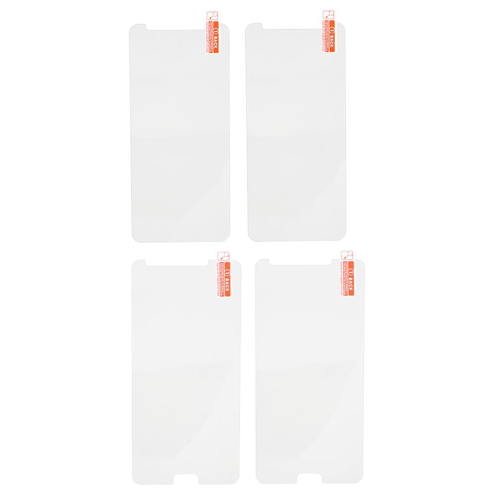 Стекло защитное для телефона без рамки, 4 модели