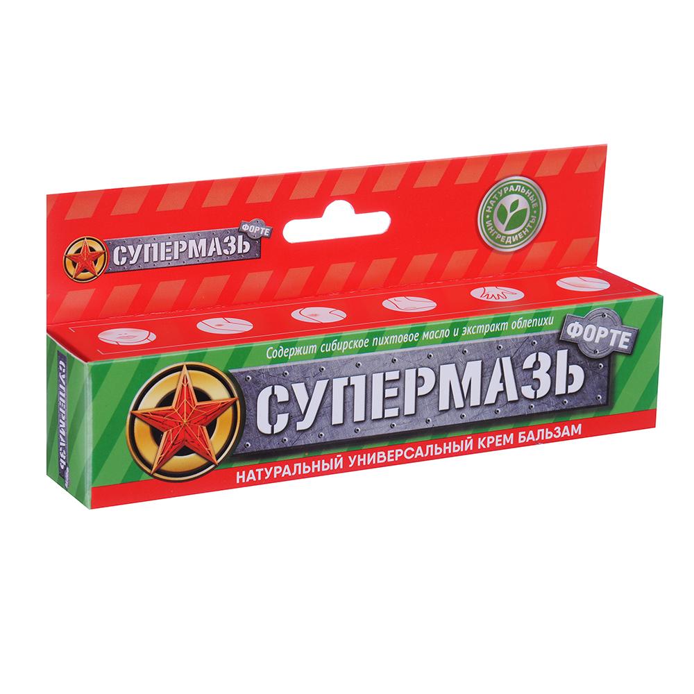 """Крем-бальзам натуральный универсальный """"Супер мазь"""", 50мл"""