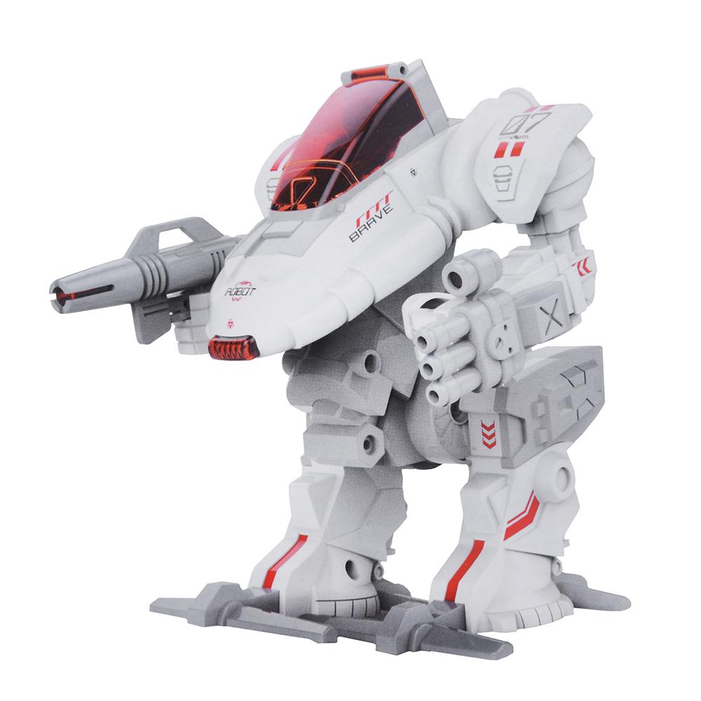 """ИГРОЛЕНД Конструктор робототехника """"Робот-защитник"""", движение, 2ААА, ABS, 20х15х6см"""