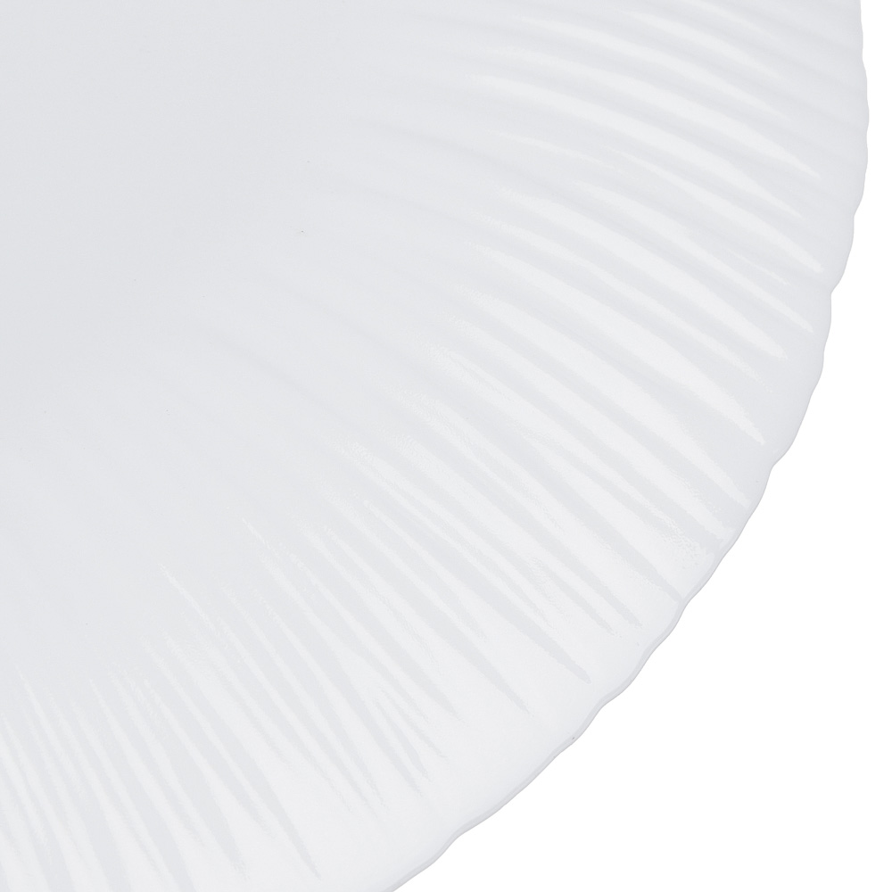 Bormioli Coconut Тарелка десертная, 21 см, стекло