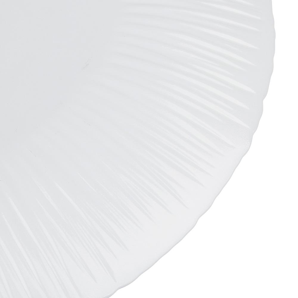 Bormioli Coconut Тарелка обеденная, 27см, стекло
