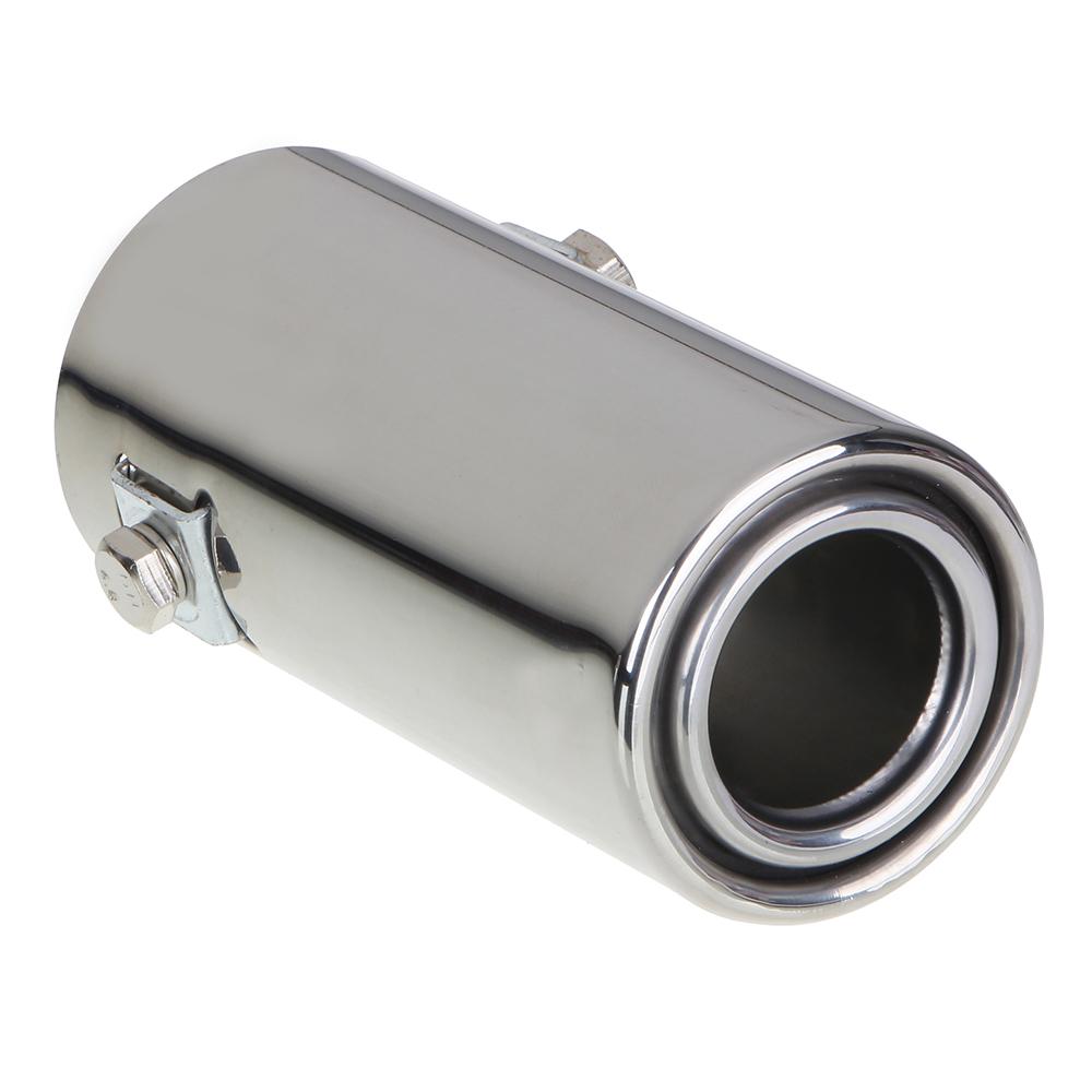 NEW GALAXY Насадка на глушитель d=51 мм, длина 105 мм, металл ET-1051