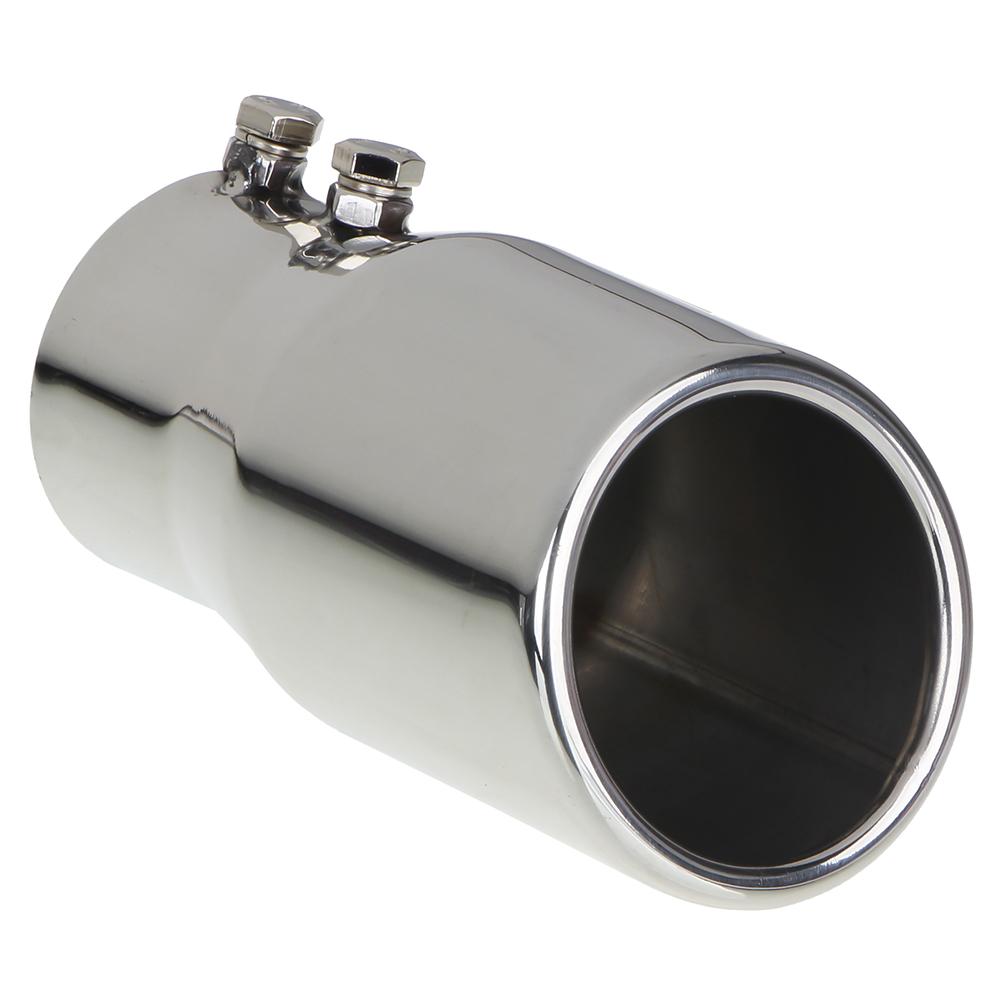 NEW GALAXY Насадка на глушитель d=51 мм, длина 120 мм, металл ET-1251