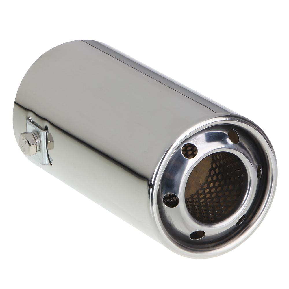 NEW GALAXY Насадка на глушитель d=63 мм, длина 120 мм, металл ET-1263