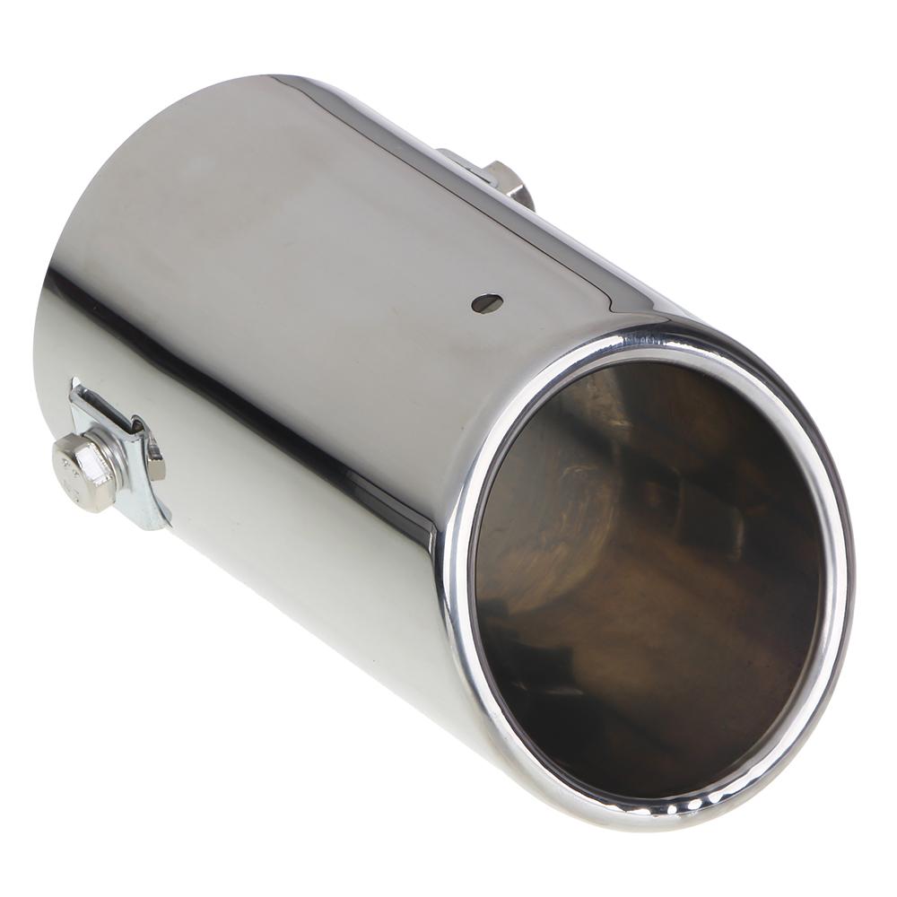 NEW GALAXY Насадка на глушитель d=76 мм, длина 120 мм, металл ET-1276