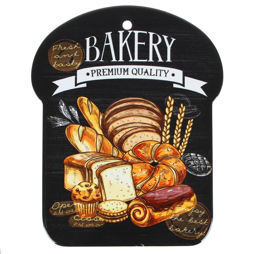 """Подставка под горячее """"Хлеб"""", керамика, 20х25см, 3 дизайна"""