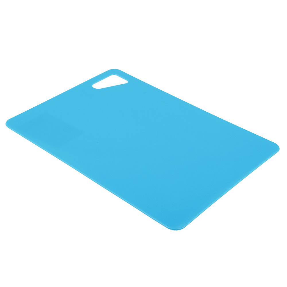 Доска разделочная, пластик, 17х24 см