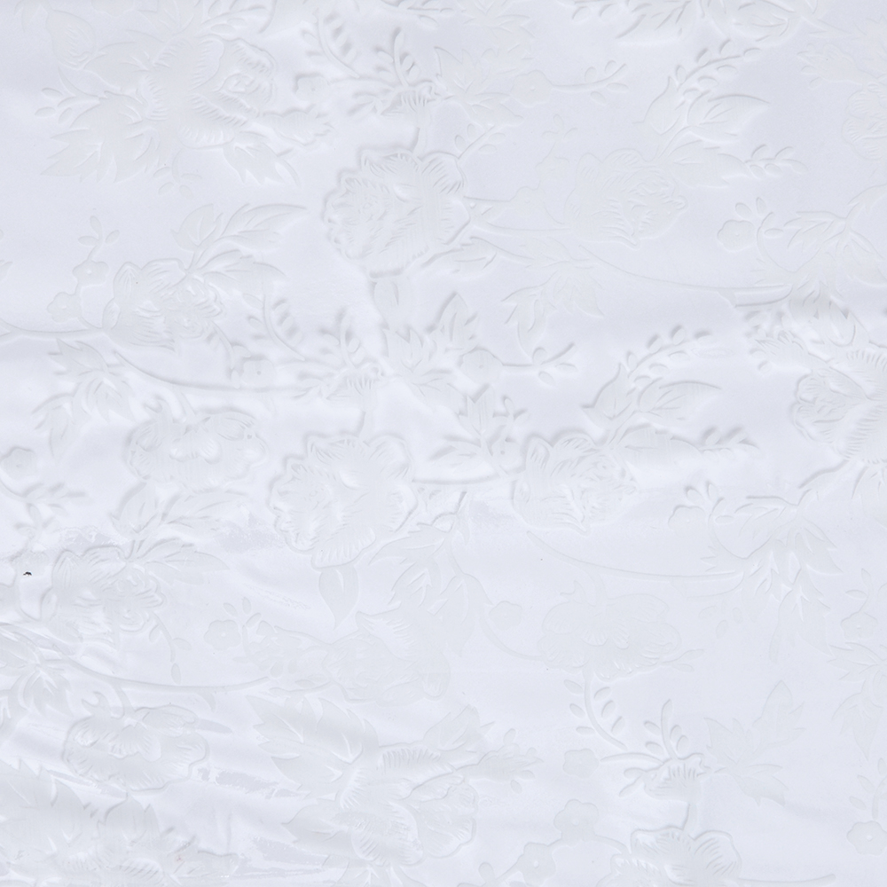 """Скатерть в рулоне прозрачная 1,37х20 м """"Ажур"""", ПВХ"""