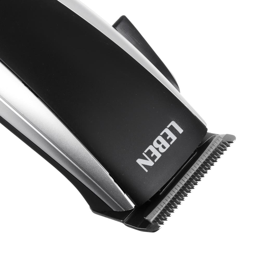 LEBEN Машинка для стрижки волос, 10Вт